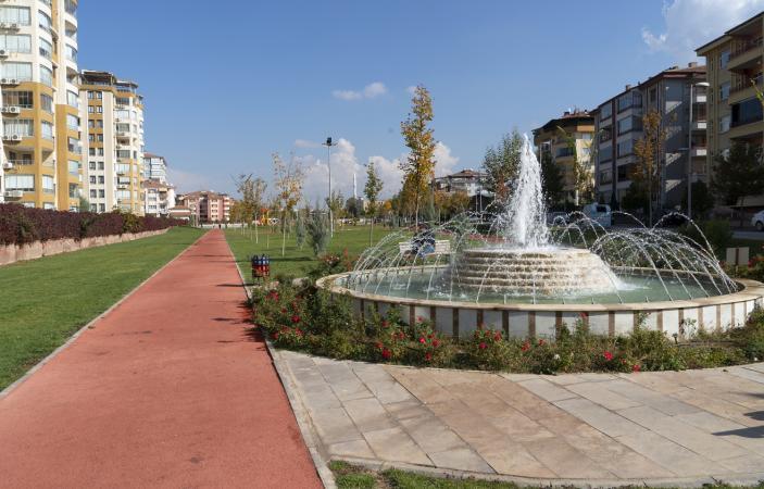 Turgut Özal Mahallesi & Yeşilyurt