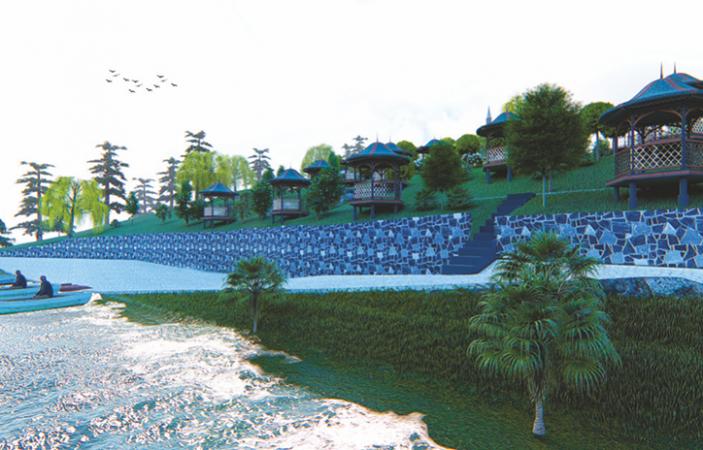Karakaya Baraj Gölü Projesi