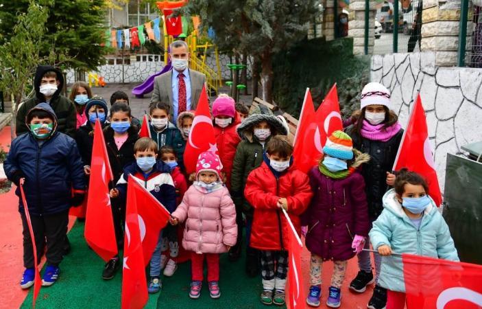 """""""23 Nisan, Şanlı Tarihimizin Gurur Günüdür"""""""