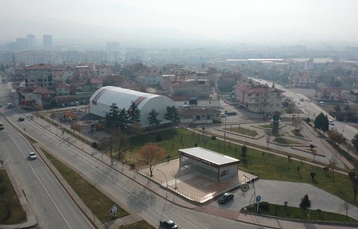 'Yeşiltepe Sosyal Tesisler Ve Halı Saha' Projesi
