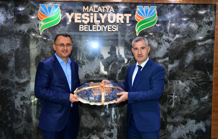 """""""AK Partinin Hizmet Felsefesine Uygun Yatırımları Görmek Bizi Mutlu Etti"""""""