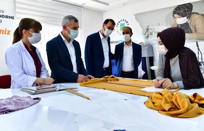 """""""Kültürel Yatırımlarımız, Yeşilyurt'un Gelişen Yüzüdür"""""""