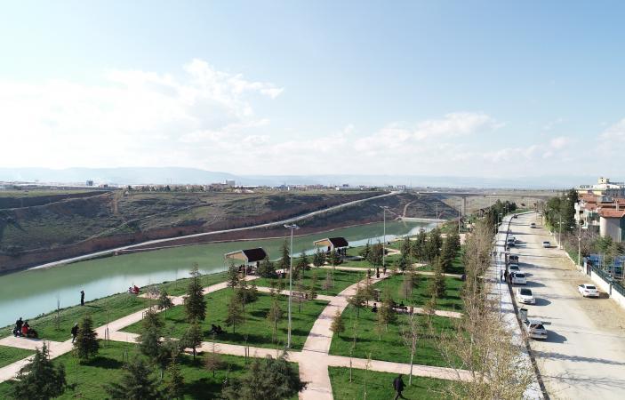 Beylerderesi Şehir Parkı & Yeşilyurt