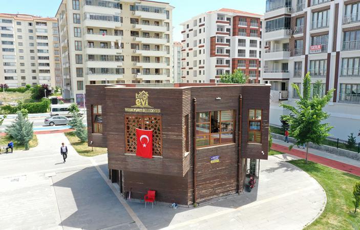 Fetih Gemuhluoğlu Bilgi Evi